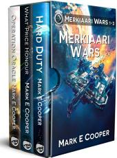Merkiaari Wars: Books 1-3