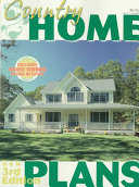 Country Home Plans