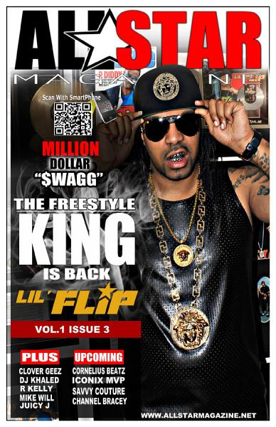 Lil Flip The Freestyle King Is Back