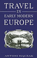 Travel in Early Modern Europe PDF