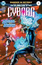 Cyborg (2016-) #11