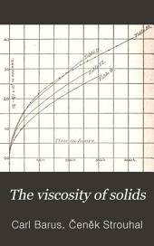 The Viscosity of Solids