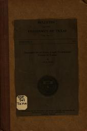 Descriptions of Some Fossil Vertebrates Found in Texas: Volume 2, Issue 71