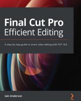 Final Cut Pro Efficient Editing PDF