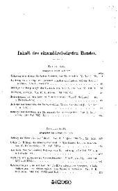 Zeitschrift für wissenschaftliche Zoologie: Band 31