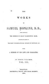 Works: With a Memoir of His Life and Character, Volume 3
