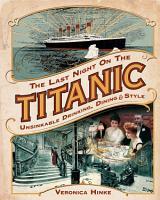 The Last Night on the Titanic PDF