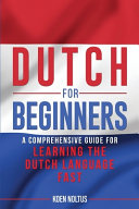 Dutch for Beginners PDF