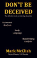Don t be Deceived PDF