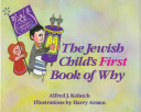 The Jewish Child s First Book of Why PDF