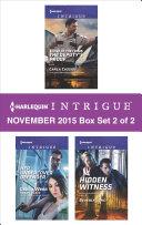 Harlequin Intrigue November 2015 - Box Set 2 of 2