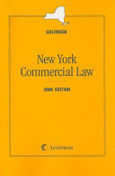 New York Commercial Law  Goldbook  PDF