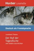 Der Ruf der Tagesfische und andere Geschichten PDF
