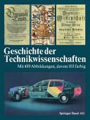 Geschichte der Technikwissenschaften PDF