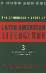 The Cambridge History of Latin American Literature: Brazilian literature. Bibliographies