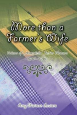 More Than a Farmer s Wife