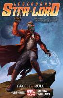 Legendary Star Lord Vol  1 PDF