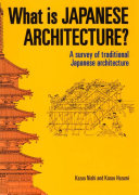 What is Japanese Architecture  PDF