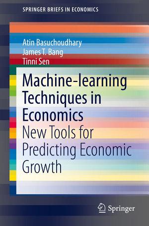 Machine learning Techniques in Economics