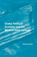 Global Political Economy and the Modern State System PDF