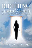 The Birthing of a Glorious Church PDF
