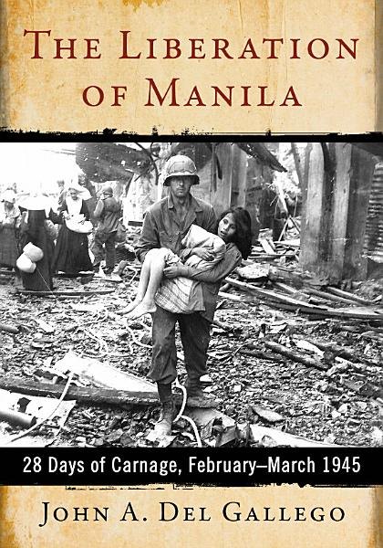 Download The Liberation of Manila Book