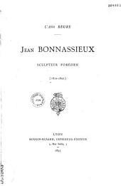 Jean Bonnassieux: sculpteur forézien (1810-1892)