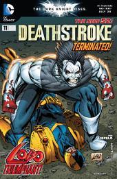 Deathstroke (2012-) #11