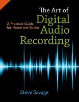 The Art of Digital Audio Recording PDF