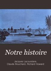 Notre histoire: Québec-Canada, Volume6