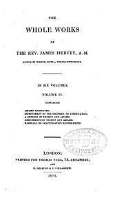 The whole works of the Rev. James Hervey: in six volumes, Volume 4
