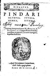 Olympia, Pythia, Nemea, Istmia