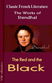 The Red and the Black: Works of Stendhal