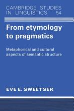 From Etymology to Pragmatics PDF