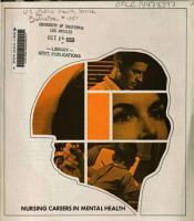 Nursing Careers in Mental Health PDF
