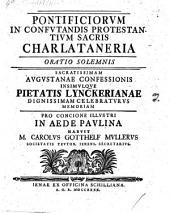 Pontificiorum In Confutandis Protestantium Sacris Charlataneria