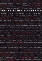 The Social Medicine Reader PDF