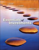 Essentials of Investments with S P card Book