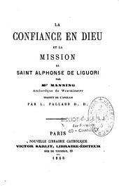 La confiance en Dieu et la mission de St Alphonse de Liguori