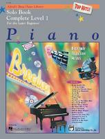 Alfred s Basic Piano Course  Top Hits  Solo Book Complete 1  1A 1B  PDF