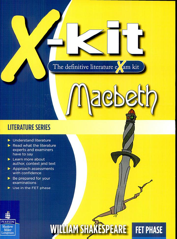 X-Kit Literature Series: FET Macbeth
