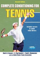 Complete Conditioning for Tennis  2E PDF