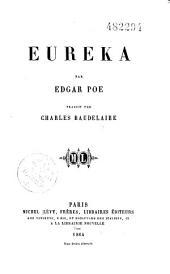 Eureka, ou, essai sur l'univers matériel et spirituel
