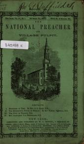 National Preacher: Volume 34, Issue 1