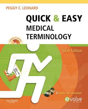 Quick   Easy Medical Terminology   E Book PDF