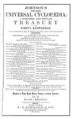 Johnson's (revised) Universal Cyclopaedia