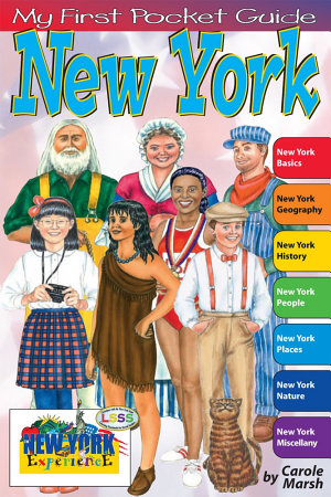 My First Pocket Guide About New York