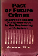 Past Or Future Crimes PDF