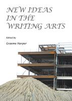 New Ideas in the Writing Arts PDF
