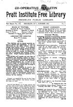 Co-operative Bulletin